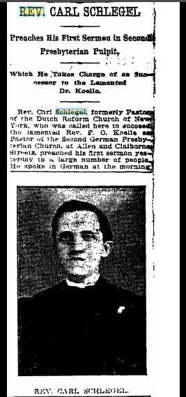 Schlegel Photo Daily Picayune 1905-3-27