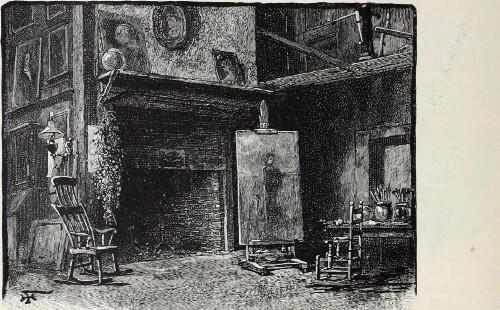 Uncle George's Studio, Deerfield, MA.