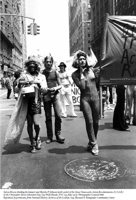 Sylvia Rivera 1