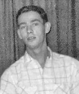 Clive in 1956