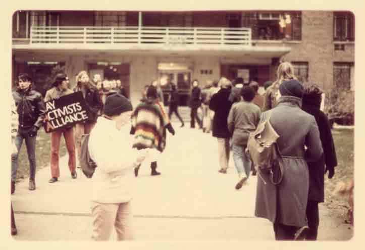 GAA Demonstration, 1970