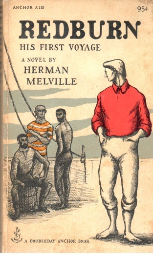 Cover and typography by Edward Gorey. Doubleday Anchor Books, 1957.