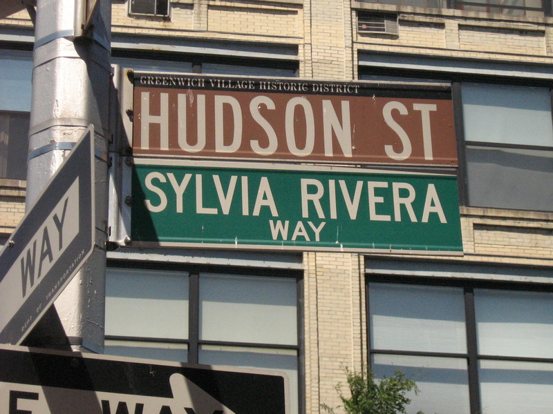 Sylvia Rivera Way
