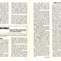 "R.H. Stuart, ""International: Israel,"" ONE, Dec. 1955, 6-7."