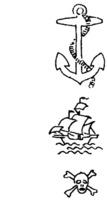 "Richard Hughes, ""The Innocent Voyage,"" MR (insert), Sept. 1957, 14-16."